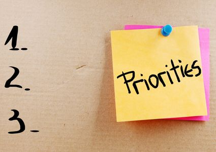 Amazing 90 days - Day 19: Managing Priorities